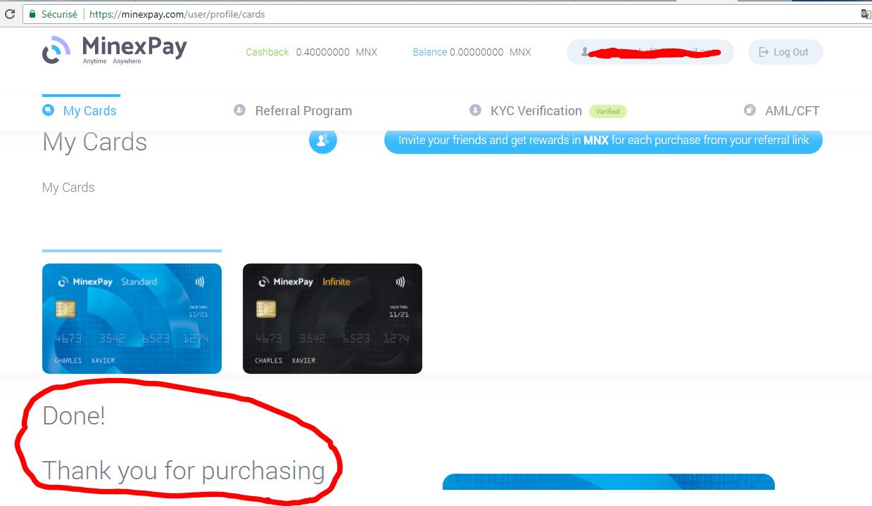 Minexpay com: Fake Financial Service | Scamadviser